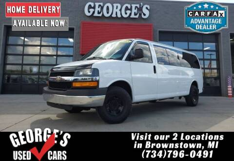 2015 Chevrolet Express Passenger for sale at George's Used Cars - Pennsylvania & Allen in Brownstown MI