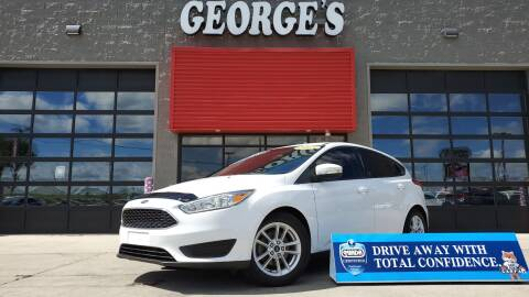 2015 Ford Focus for sale at George's Used Cars - Telegraph in Brownstown MI