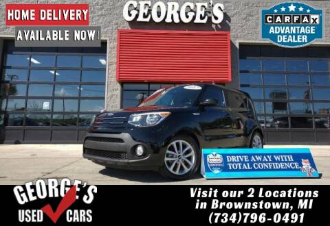 2017 Kia Soul for sale at George's Used Cars - Pennsylvania & Allen in Brownstown MI