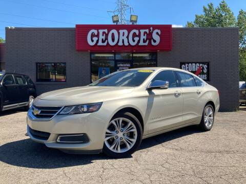 2015 Chevrolet Impala for sale at George's Used Cars - Telegraph in Brownstown MI