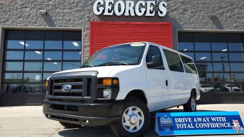 2014 Ford E-Series Wagon for sale at George's Used Cars - Pennsylvania & Allen in Brownstown MI