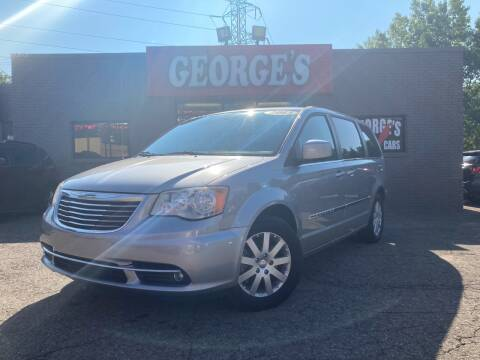 2013 Chrysler Town and Country for sale at George's Used Cars - Telegraph in Brownstown MI