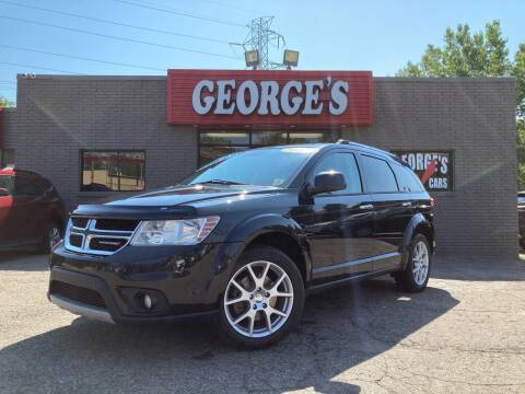 2012 Dodge Journey for sale at George's Used Cars - Telegraph in Brownstown MI