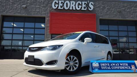 2019 Chrysler Pacifica for sale at George's Used Cars - Pennsylvania & Allen in Brownstown MI