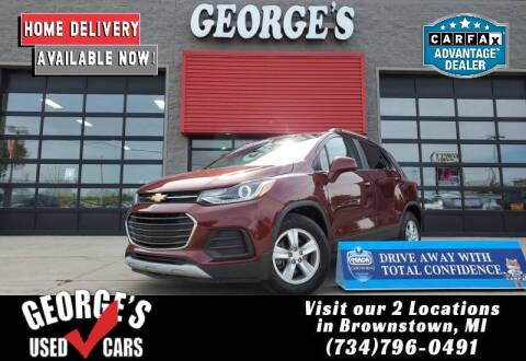 2017 Chevrolet Trax for sale at George's Used Cars - Pennsylvania & Allen in Brownstown MI
