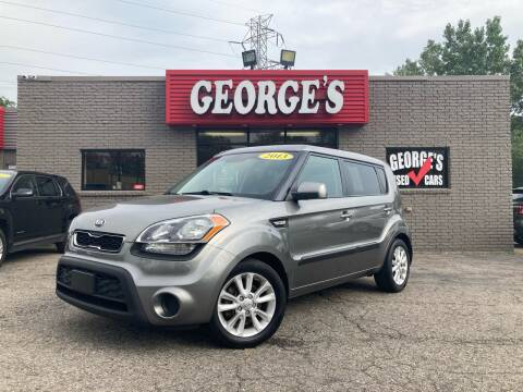 2013 Kia Soul for sale at George's Used Cars - Pennsylvania & Allen in Brownstown MI