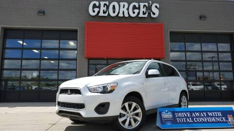 2015 Mitsubishi Outlander Sport for sale at George's Used Cars - Pennsylvania & Allen in Brownstown MI