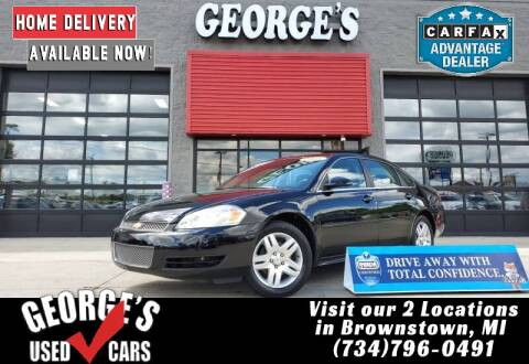 2016 Chevrolet Impala Limited for sale at George's Used Cars - Pennsylvania & Allen in Brownstown MI
