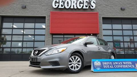 2017 Nissan Altima for sale at George's Used Cars - Pennsylvania & Allen in Brownstown MI