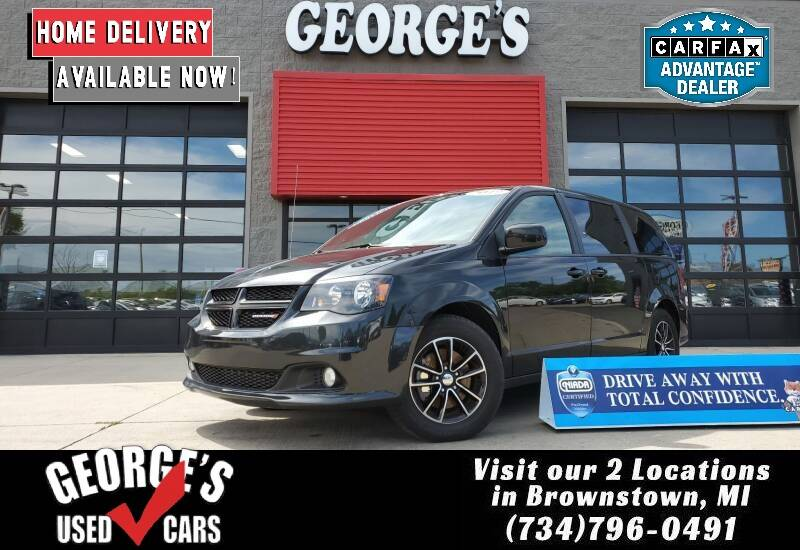 2019 Dodge Grand Caravan for sale at George's Used Cars - Pennsylvania & Allen in Brownstown MI