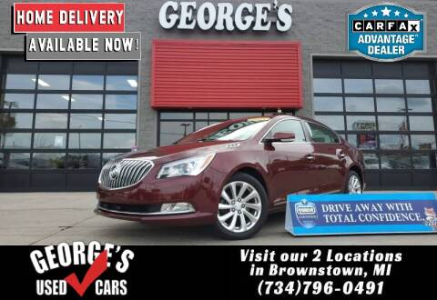 2015 Buick LaCrosse for sale at George's Used Cars - Pennsylvania & Allen in Brownstown MI