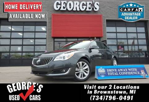 2017 Buick Regal for sale at George's Used Cars - Pennsylvania & Allen in Brownstown MI
