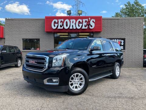 2015 GMC Yukon for sale at George's Used Cars - Telegraph in Brownstown MI