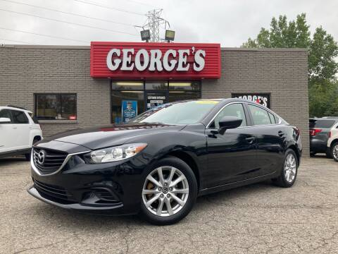 2014 Mazda MAZDA6 for sale at George's Used Cars - Telegraph in Brownstown MI