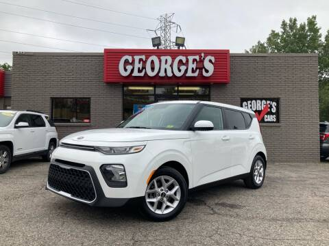 2020 Kia Soul for sale at George's Used Cars - Telegraph in Brownstown MI