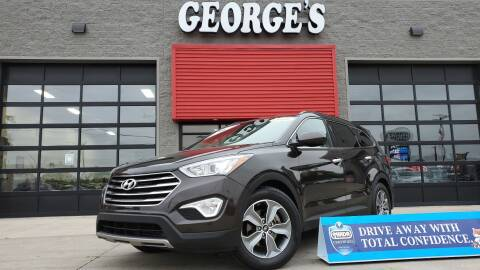 2016 Hyundai Santa Fe for sale at George's Used Cars - Telegraph in Brownstown MI