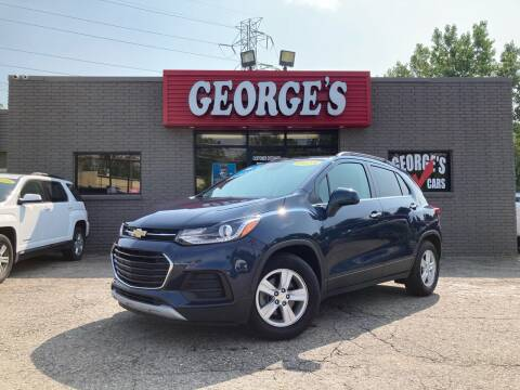 2018 Chevrolet Trax for sale at George's Used Cars - Telegraph in Brownstown MI