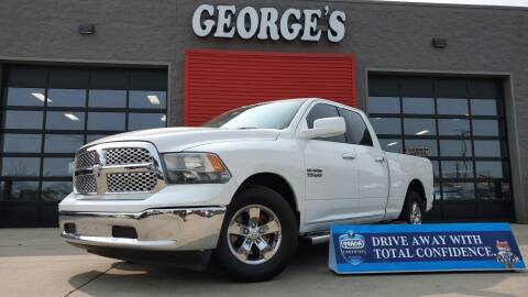 2017 RAM Ram Pickup 1500 for sale at George's Used Cars - Pennsylvania & Allen in Brownstown MI