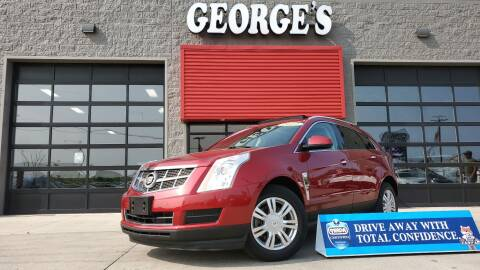 2012 Cadillac SRX for sale at George's Used Cars - Pennsylvania & Allen in Brownstown MI