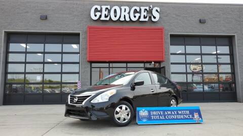 2016 Nissan Versa for sale at George's Used Cars - Pennsylvania & Allen in Brownstown MI