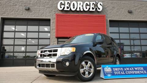 2009 Ford Escape for sale at George's Used Cars - Pennsylvania & Allen in Brownstown MI