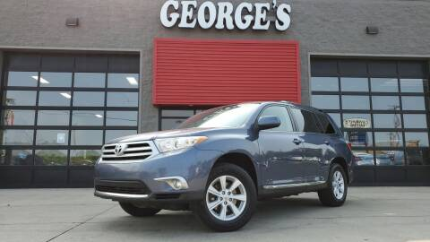 2012 Toyota Highlander for sale at George's Used Cars - Pennsylvania & Allen in Brownstown MI