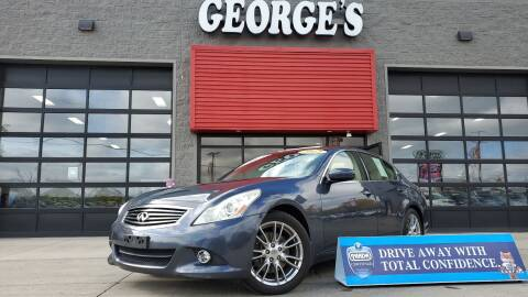 2012 Infiniti G37 Sedan for sale at George's Used Cars - Pennsylvania & Allen in Brownstown MI