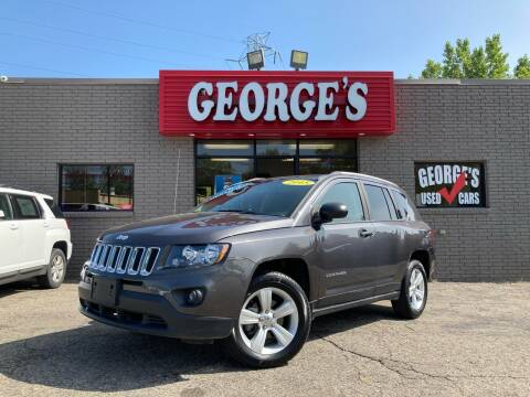 2015 Jeep Compass for sale at George's Used Cars - Telegraph in Brownstown MI