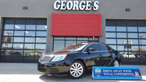 2016 Buick Verano for sale at George's Used Cars - Pennsylvania & Allen in Brownstown MI