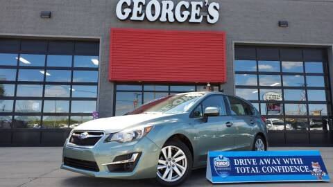2015 Subaru Impreza for sale at George's Used Cars - Pennsylvania & Allen in Brownstown MI