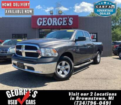 2015 RAM Ram Pickup 1500 for sale at George's Used Cars - Pennsylvania & Allen in Brownstown MI
