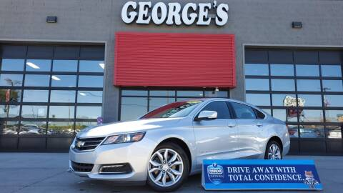 2019 Chevrolet Impala for sale at George's Used Cars - Pennsylvania & Allen in Brownstown MI