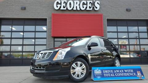 2016 Cadillac SRX for sale at George's Used Cars - Pennsylvania & Allen in Brownstown MI