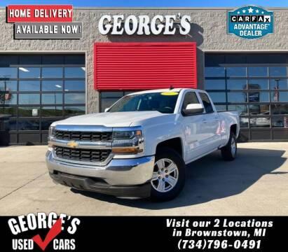 2017 Chevrolet Silverado 1500 for sale at George's Used Cars - Pennsylvania & Allen in Brownstown MI