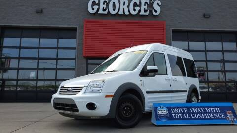 2013 Ford Transit Connect for sale at George's Used Cars - Pennsylvania & Allen in Brownstown MI