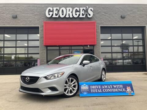 2017 Mazda MAZDA6 for sale at George's Used Cars - Pennsylvania & Allen in Brownstown MI
