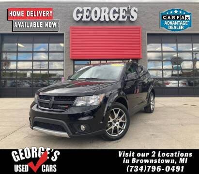 2018 Dodge Journey for sale at George's Used Cars - Pennsylvania & Allen in Brownstown MI