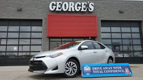 2017 Toyota Corolla for sale at George's Used Cars - Pennsylvania & Allen in Brownstown MI