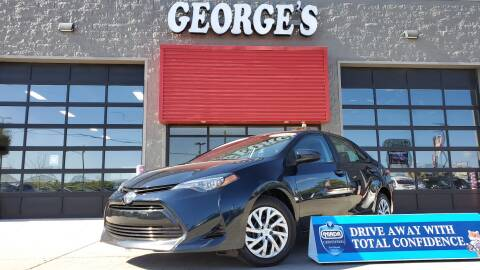 2018 Toyota Corolla for sale at George's Used Cars - Pennsylvania & Allen in Brownstown MI