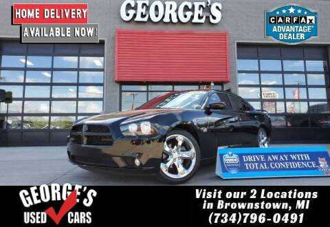 2012 Dodge Charger for sale at George's Used Cars - Pennsylvania & Allen in Brownstown MI