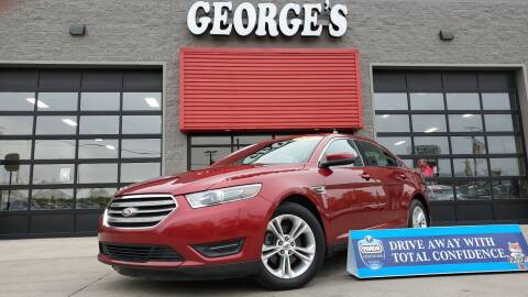 2015 Ford Taurus for sale at George's Used Cars - Pennsylvania & Allen in Brownstown MI