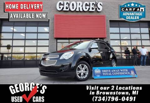 2015 Chevrolet Equinox for sale at George's Used Cars - Pennsylvania & Allen in Brownstown MI