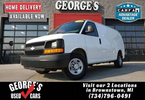 2016 Chevrolet Express Cargo for sale at George's Used Cars - Pennsylvania & Allen in Brownstown MI