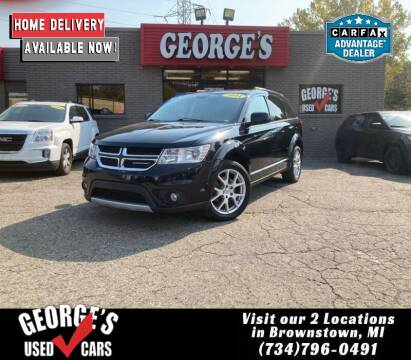 2014 Dodge Journey for sale at George's Used Cars - Pennsylvania & Allen in Brownstown MI
