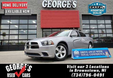 2013 Dodge Charger for sale at George's Used Cars - Pennsylvania & Allen in Brownstown MI