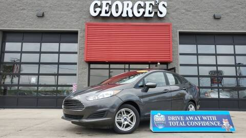 2018 Ford Fiesta for sale at George's Used Cars - Pennsylvania & Allen in Brownstown MI
