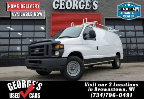2013 Ford E-Series Cargo for sale at George's Used Cars - Pennsylvania & Allen in Brownstown MI