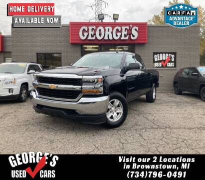 2017 Chevrolet Silverado 1500 for sale at George's Used Cars - Telegraph in Brownstown MI