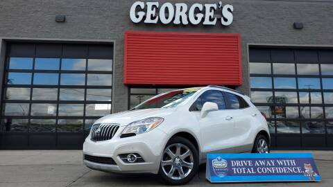 2015 Buick Encore for sale at George's Used Cars - Pennsylvania & Allen in Brownstown MI