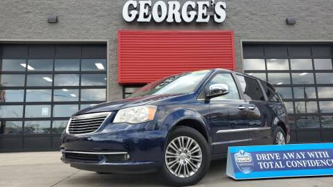 2013 Chrysler Town and Country for sale at George's Used Cars - Pennsylvania & Allen in Brownstown MI